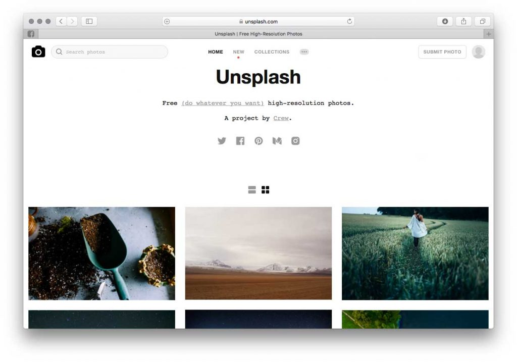Tool 1_Unsplash