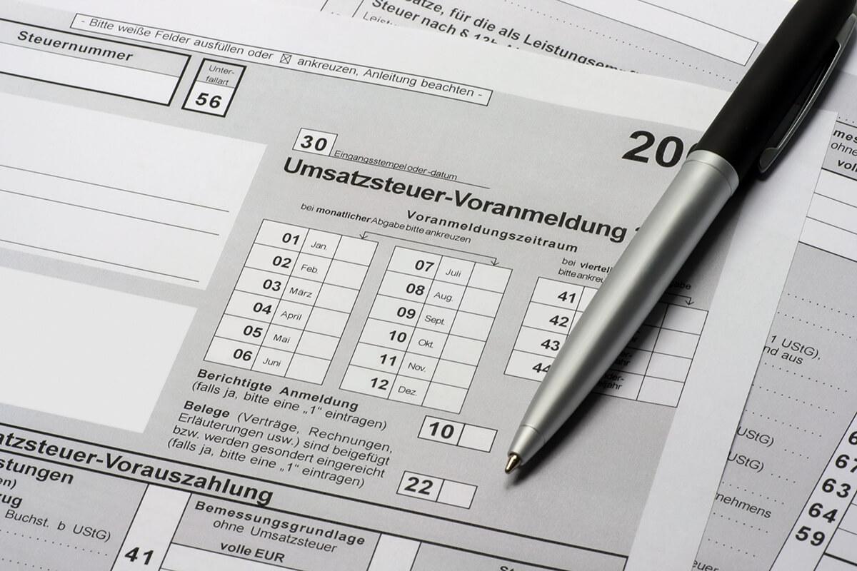 Formular Umsatzsteuerpraxis