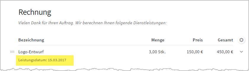 Rechnungssoftware: So schreibst du mit invoiz Sammelrechnungen