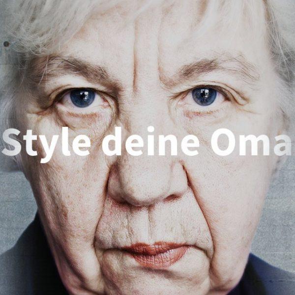 Oma Kaethe - Style Deine Oma
