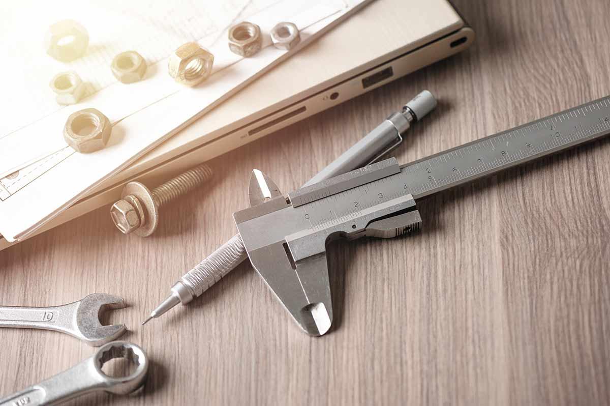 Werkzeug für Einstellungen