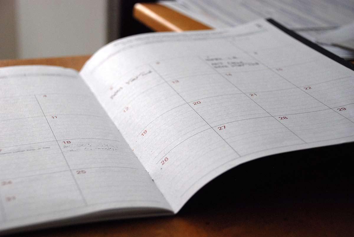 Terminplaner: Steuervereinfachungen Umsatzsteuer Voranmeldung