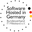 Software hosted in Germany Siegel
