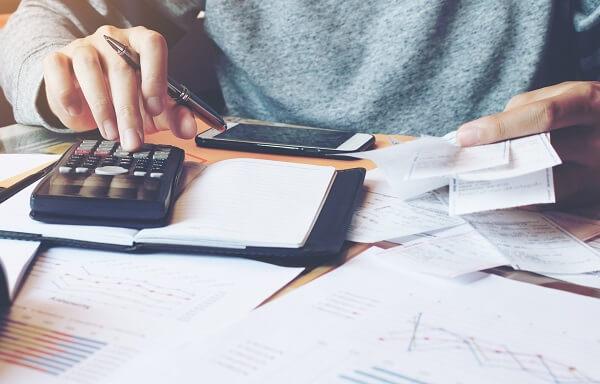 Ausgabenerfassung in invoiz
