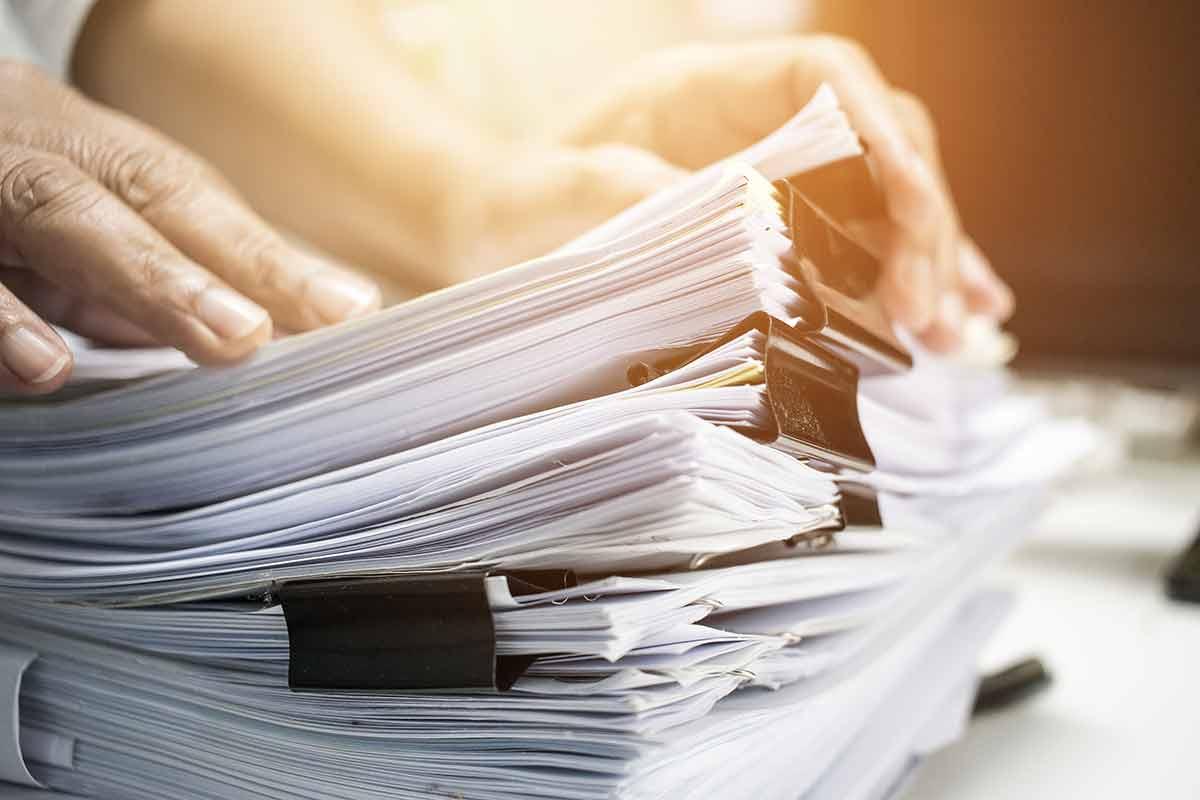 Aufbewahrung von Rechnungen mit invoiz