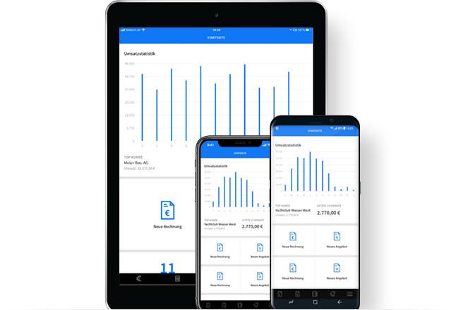 invoiz mobile