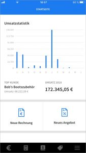 invoiz app