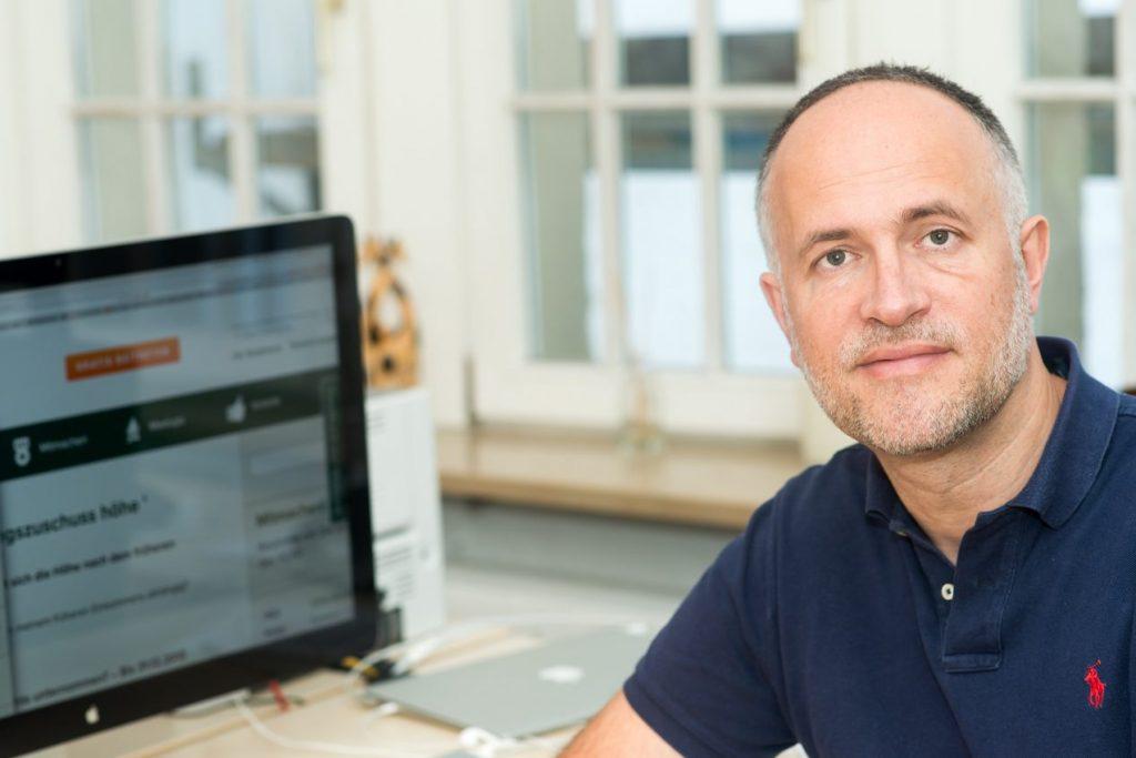 Andreas Lutz, Vorsitzender des VGSD, im Interview mit invoiz