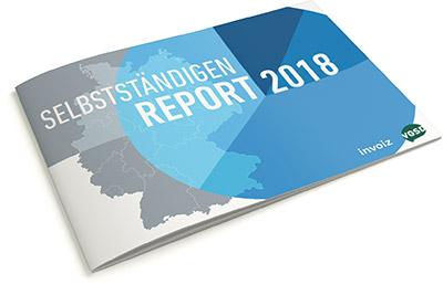 Selbstständigen-Report 2018