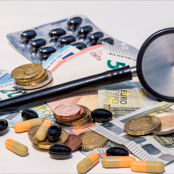 Medicine and geld